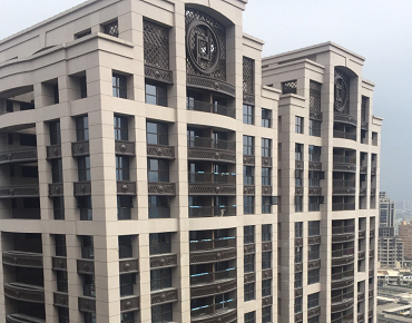 Residential Complex Buildings at Danfeng Section, Xinzhuang