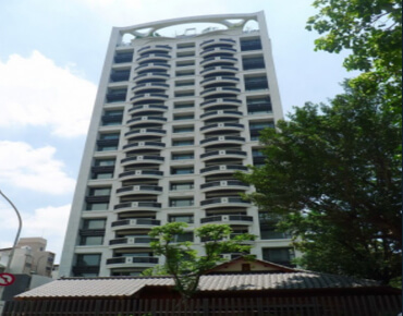 'Ting-Ho-Garden' Residential Building